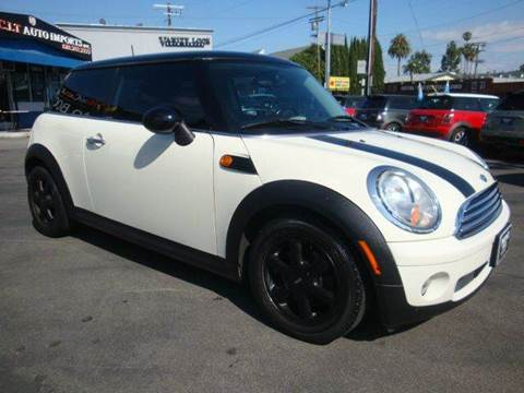 2009 MINI Cooper for sale in Sherman Oaks, CA