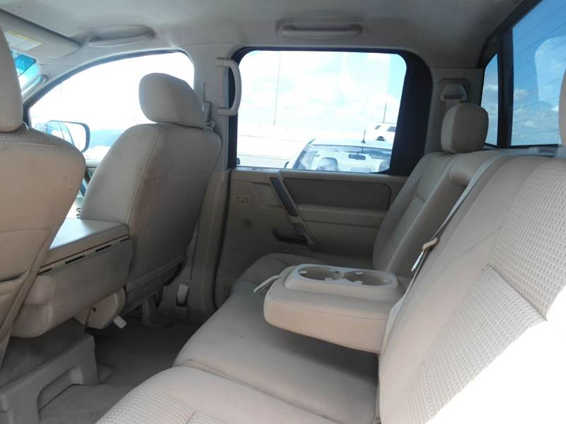 2009 Nissan Titan  - Corpus Christi TX