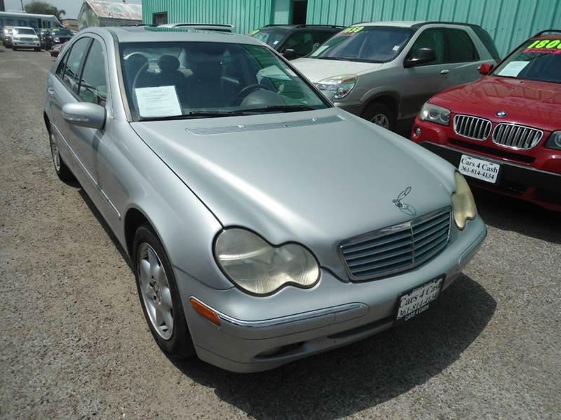 2004 Mercedes-Benz C-Class  - Corpus Christi TX
