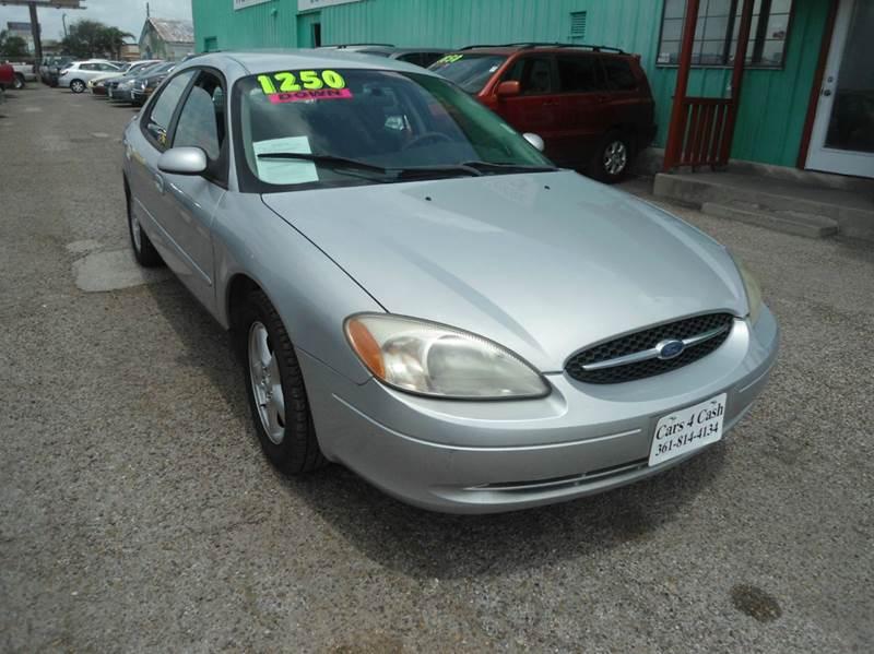 2002 Ford Taurus  - Corpus Christi TX