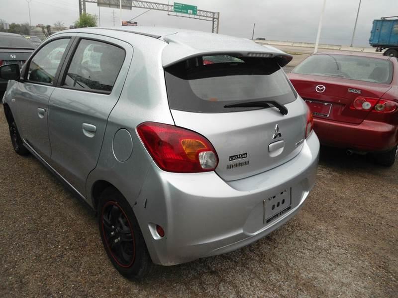 2014 Mitsubishi Mirage  - Corpus Christi TX