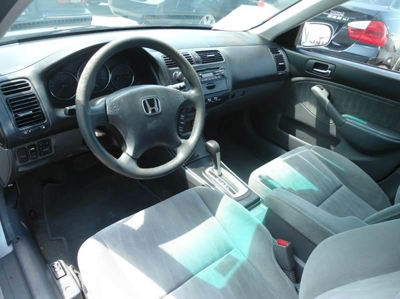 2005 Honda Civic  - Corpus Christi TX