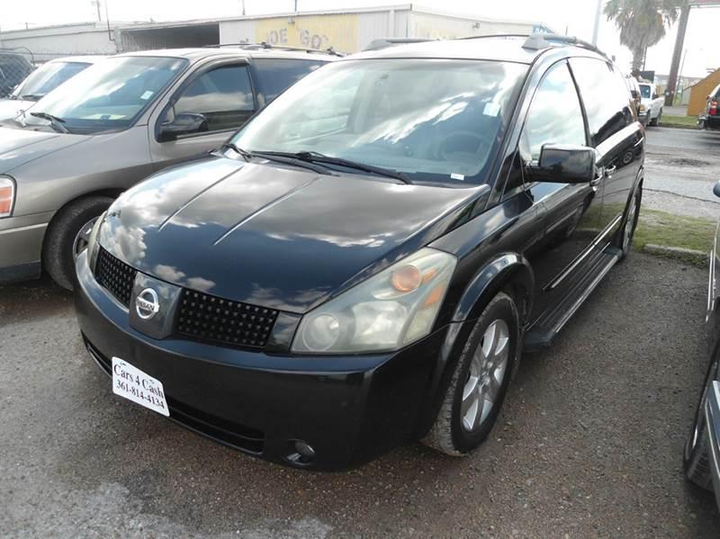 2007 Nissan Quest  - Corpus Christi TX