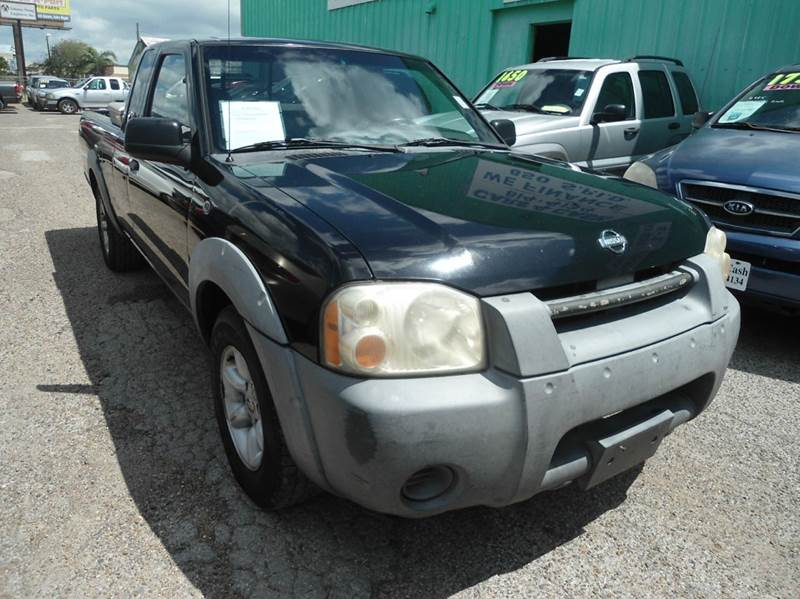 2001 Nissan Frontier  - Corpus Christi TX