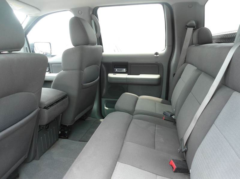 2005 Ford F-150 4dr SuperCrew XLT Rwd Styleside 5.5 ft. SB - Corpus Christi TX