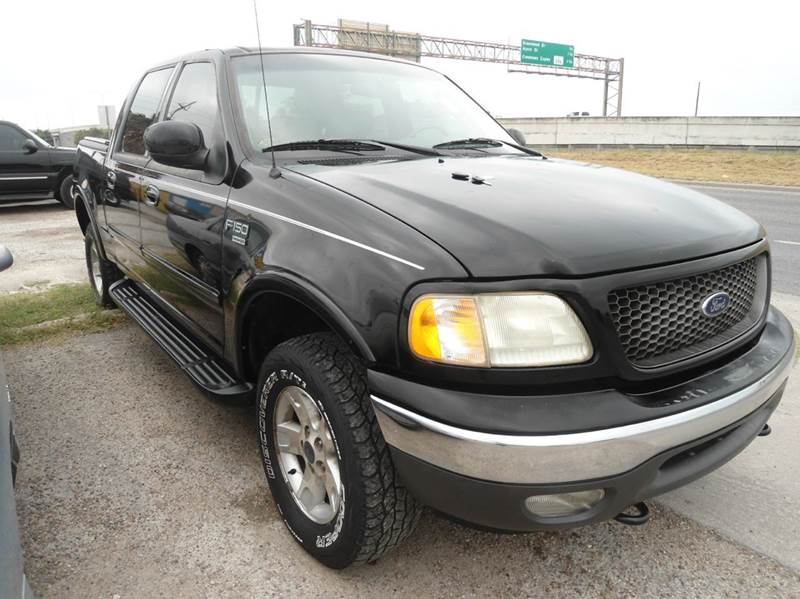 2002 Ford F-150 4X4 - Corpus Christi TX