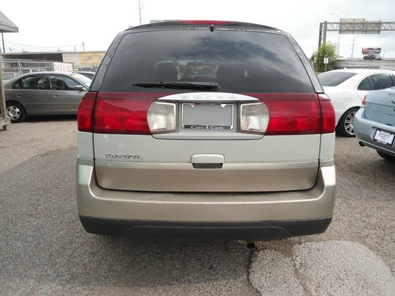 2004 Buick Rendezvous  - Corpus Christi TX