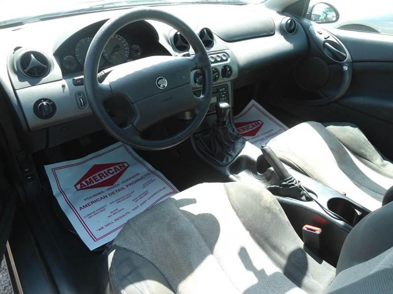 1999 Mercury Cougar  - Corpus Christi TX