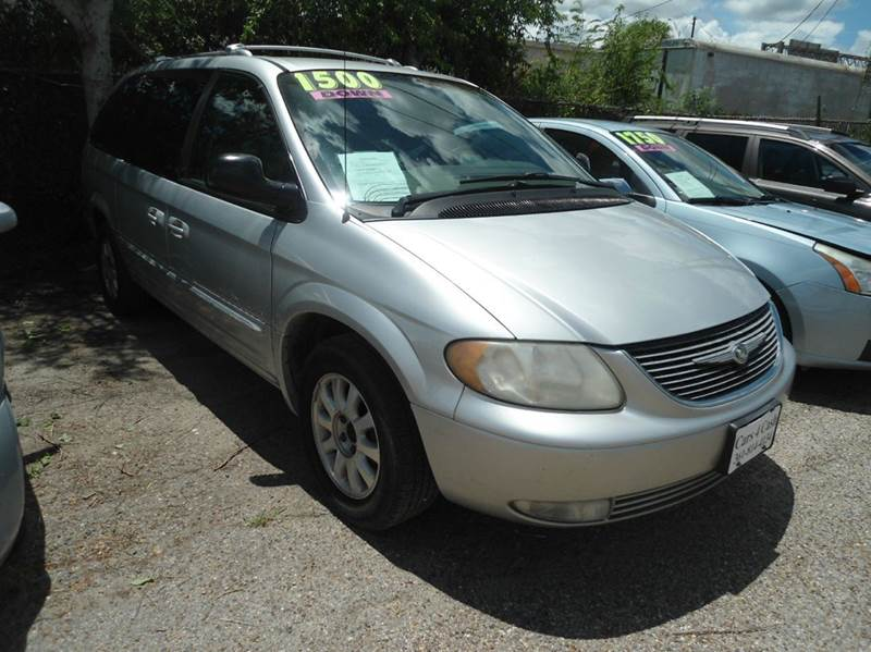 2001 Chrysler Town and Country  - Corpus Christi TX