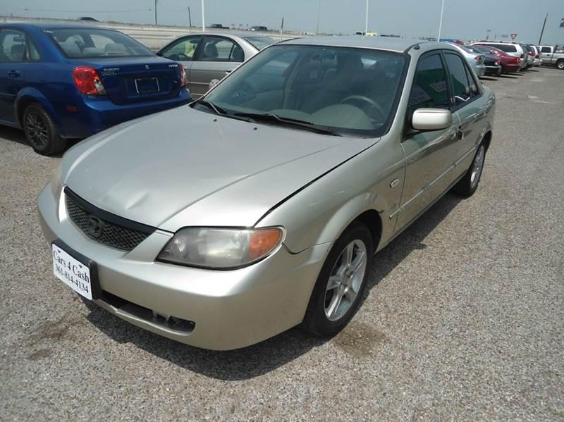 2003 Mazda Protege  - Corpus Christi TX