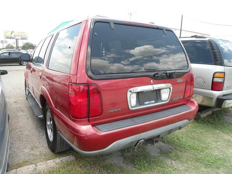 2002 Lincoln Navigator  - Corpus Christi TX