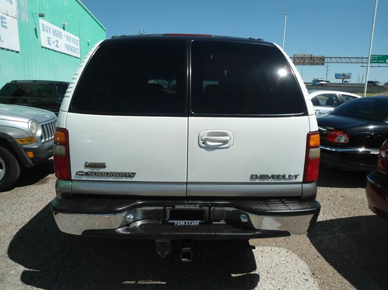 2001 Chevrolet Suburban  - Corpus Christi TX