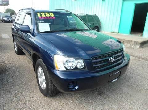 2003 Toyota Highlander for sale in Corpus Christi, TX