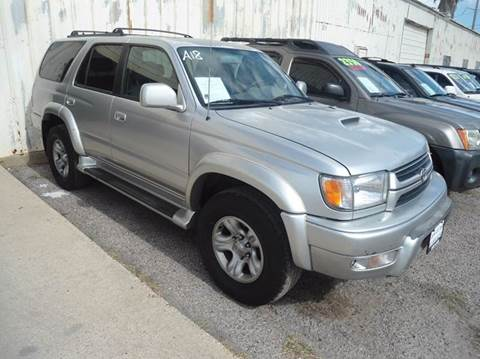 2001 Toyota 4Runner for sale in Corpus Christi, TX