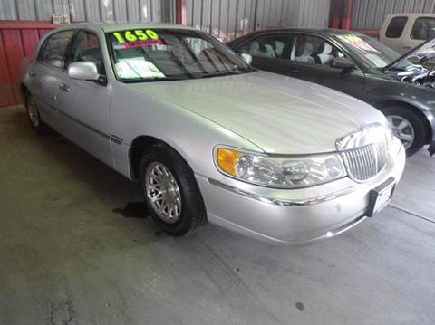 1999 Lincoln Town Car for sale in Corpus Christi, TX
