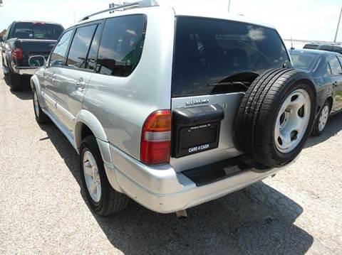 2001 Suzuki XL7 for sale in Corpus Christi, TX