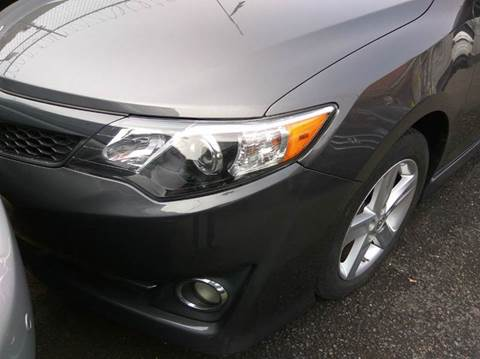 2013 Toyota Camry for sale in Brooklyn, NY