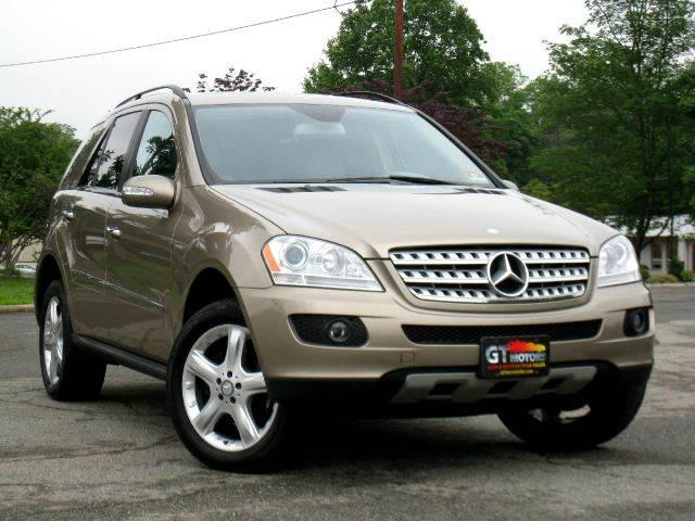 Used 2008 mercedes benz m class ml350 awd 4matic 4dr in for Mercedes benz in morristown nj