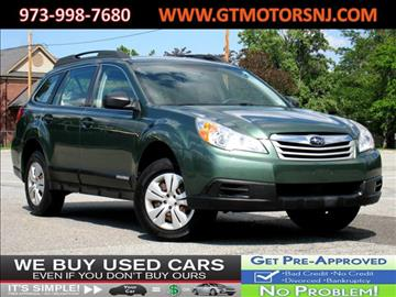 2012 Subaru Outback for sale in Morristown, NJ