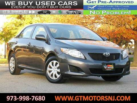 2010 Toyota Corolla for sale in Morristown, NJ