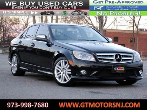 2009 Mercedes-Benz C-Class for sale in Morristown, NJ