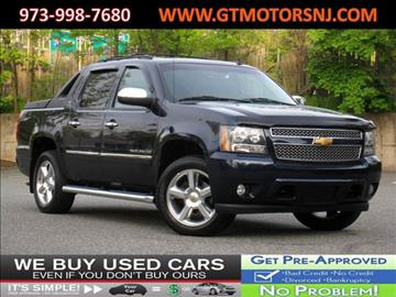 2012 Chevrolet Avalanche for sale in Morristown, NJ