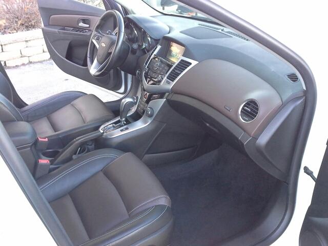 2015 Chevrolet Cruze LTZ Auto 4dr Sedan w/1SJ - West Bend WI