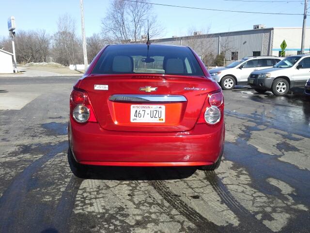 2014 Chevrolet Sonic LT Auto 4dr Sedan - West Bend WI