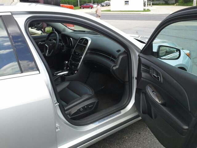 2015 Chevrolet Malibu LTZ 4dr Sedan w/1LZ - West Bend WI
