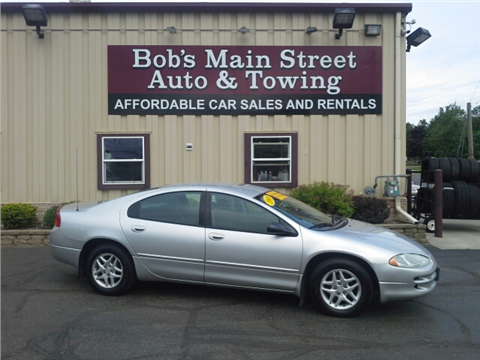 2003 Dodge Intrepid for sale in West Bend, WI