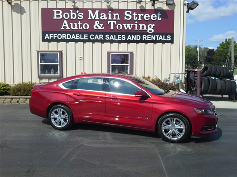 2014 Chevrolet Impala for sale in West Bend, WI
