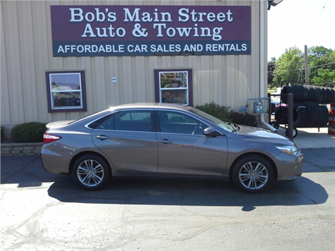 2015 Toyota Camry for sale in West Bend, WI