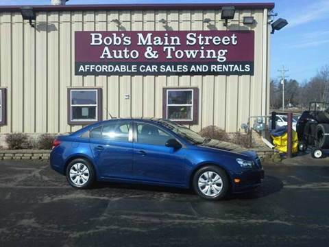 2013 Chevrolet Cruze for sale in West Bend, WI