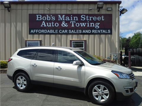 2013 Chevrolet Traverse for sale in West Bend, WI