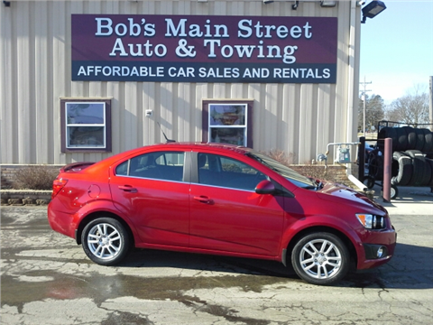 2014 Chevrolet Sonic for sale in West Bend, WI