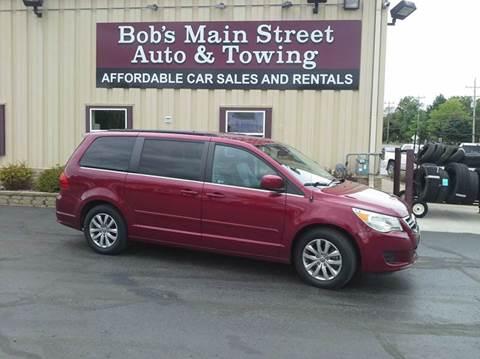 2012 Volkswagen Routan for sale in West Bend, WI
