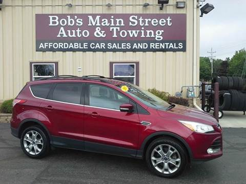 2013 Ford Escape for sale in West Bend, WI