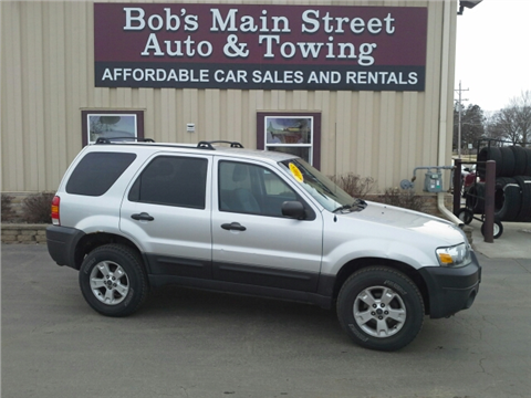 2005 Ford Escape for sale in West Bend, WI