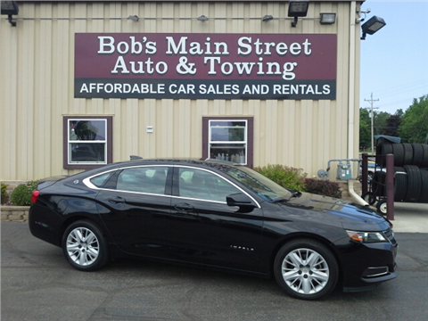 2015 Chevrolet Impala for sale in West Bend, WI