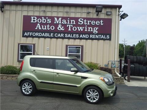 2014 Kia Soul for sale in West Bend, WI