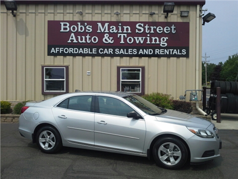 2013 Chevrolet Malibu for sale in West Bend, WI