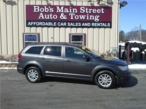 2014 Dodge Journey for sale in West Bend, WI