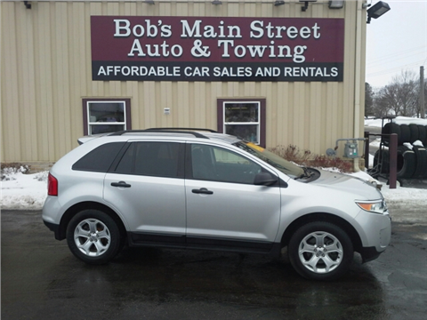 2014 Ford Edge for sale in West Bend, WI