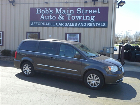 2015 Chrysler Town and Country for sale in West Bend, WI