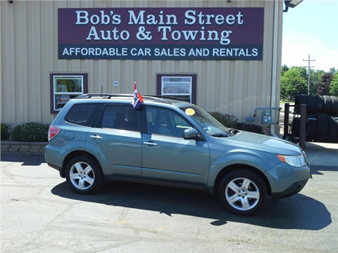 2009 Subaru Forester for sale in West Bend, WI