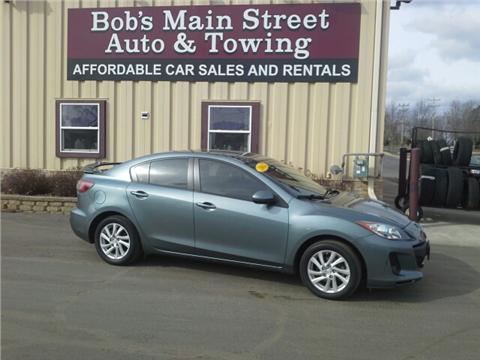2012 Mazda MAZDA3 for sale in West Bend, WI