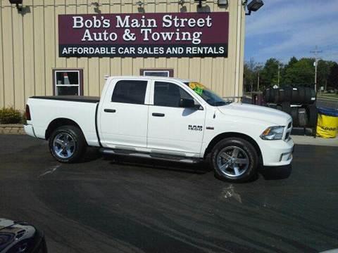 2013 RAM Ram Pickup 1500 for sale in West Bend, WI