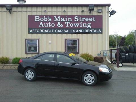 2007 Pontiac G6 for sale in West Bend, WI