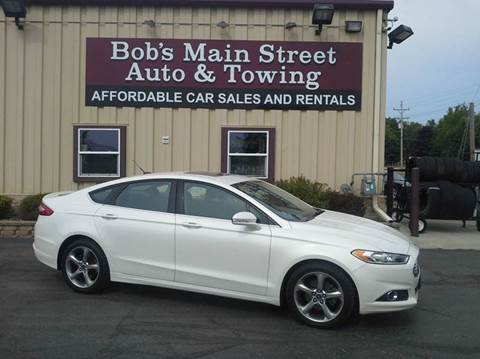 2013 Ford Fusion for sale in West Bend, WI