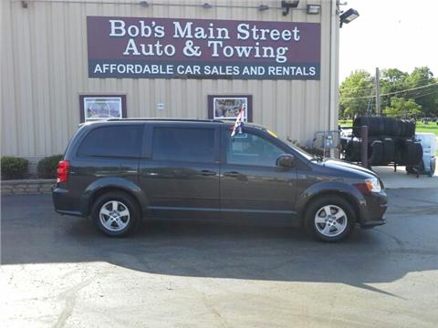 2012 Dodge Grand Caravan for sale in West Bend, WI